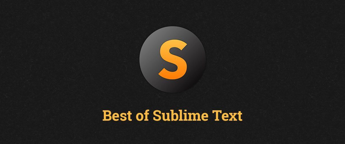 Sublime Text 3 License Key