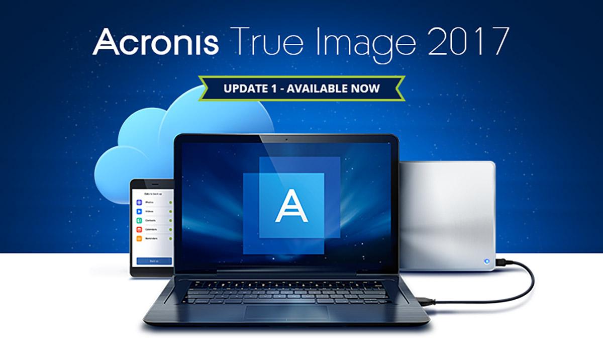 Acronis True Image 2017 Crack