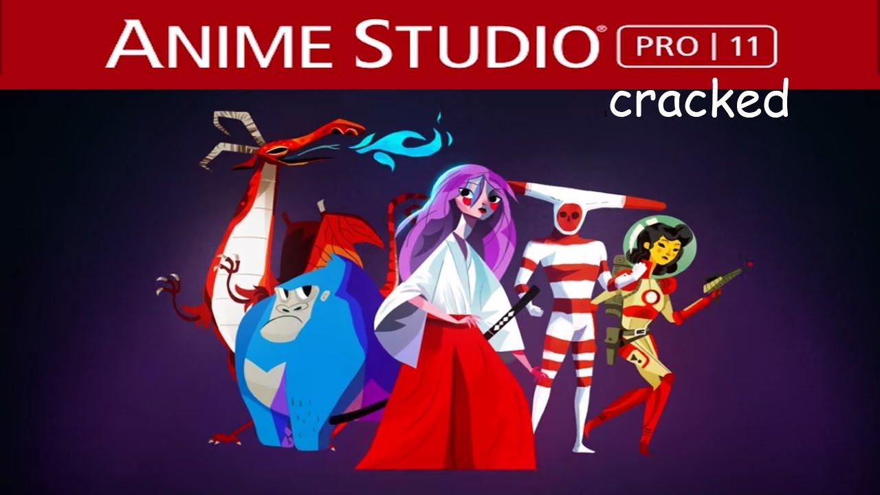 Anime Studio Pro 11 Crack