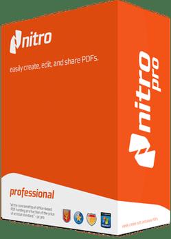 Nitro PDF Pro 11 Crack