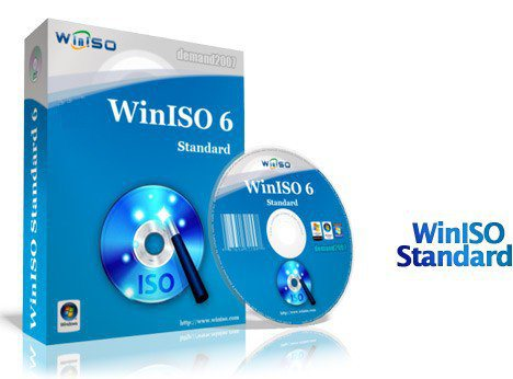 WinISO Registration Code