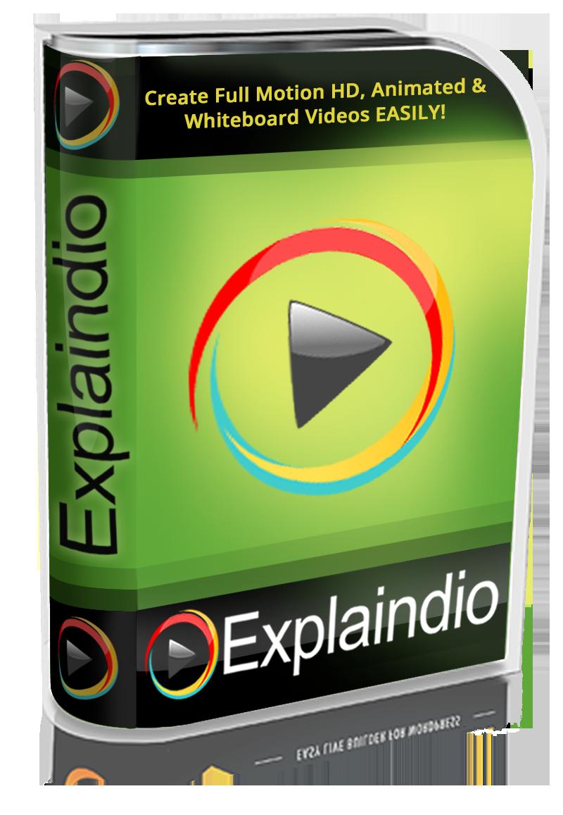Explaindio Video Creator Crack
