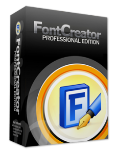 FontCreator Crack