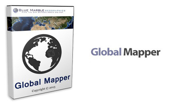 Global Mapper Crack