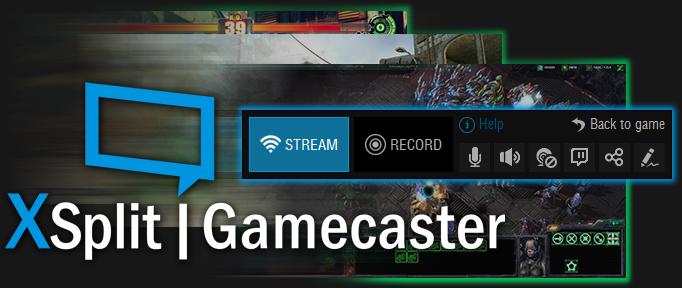 XSplit Gamecaster Crack